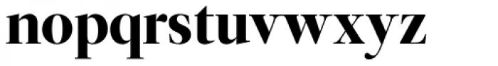 Leitura Display Roman Font LOWERCASE