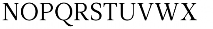 Leitura News Roman 1 Font UPPERCASE