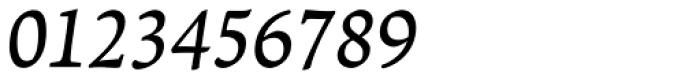 Leksa DemiBold Italic Font OTHER CHARS