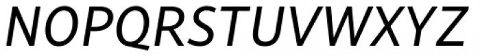 Lemance Italic Font UPPERCASE