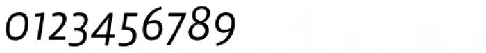 Lemon Sans Rounded SemiLight Italic Font OTHER CHARS