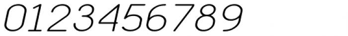 Lemonite Expanded Italic Font OTHER CHARS