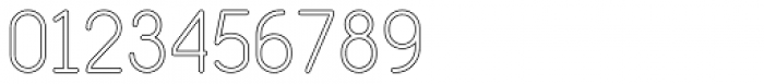 Lemonite Hollow Regular Font OTHER CHARS