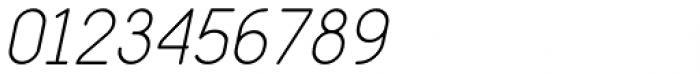 Lemonite Italic Font OTHER CHARS