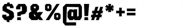 Lemoo Sans Font OTHER CHARS
