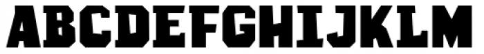 Lemoo Sans Font UPPERCASE