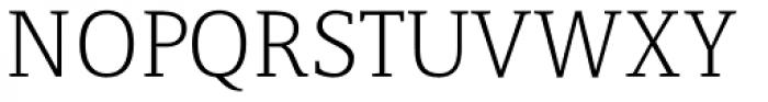 Lenga Light Thin Font UPPERCASE