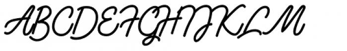 Lento Bold Font UPPERCASE