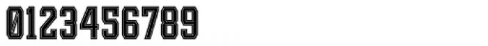 Leophard Bold Inline Font OTHER CHARS