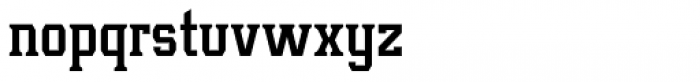Leophard Regular Font LOWERCASE