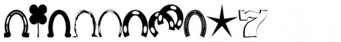 Leprechaun Vomit Font OTHER CHARS