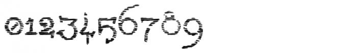 Lestatic Sliced Font OTHER CHARS