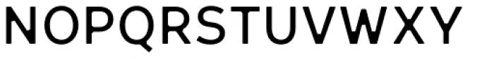 Leto Text Sans Defect Font UPPERCASE