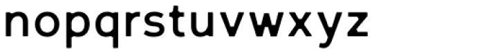 Leto Text Sans Defect Font LOWERCASE