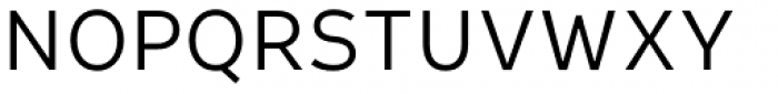 Leto Text Sans Light Font UPPERCASE