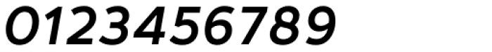 Leto Text Sans Medium Italic Font OTHER CHARS