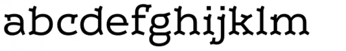 Leto Two Font LOWERCASE