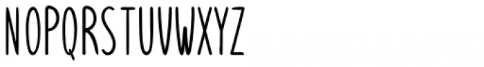 Let's get crazy Sans Font UPPERCASE