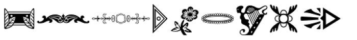 Letterpress Assistants JNL Font LOWERCASE