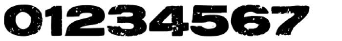 Letterpress Aurora Font OTHER CHARS