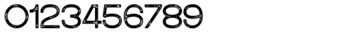 Letterpress Sans Font OTHER CHARS