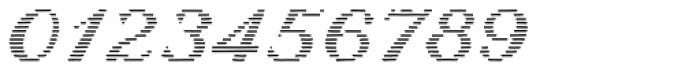 Letterstitch Script Light Font OTHER CHARS