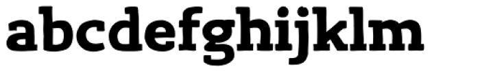 Lev Handdrawn Handcut Font LOWERCASE