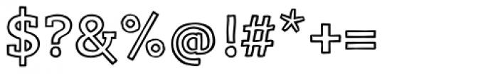 Lev Handdrawn Handline Font OTHER CHARS