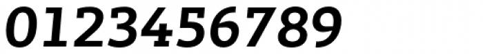 Lev Serif Bold Italic Font OTHER CHARS