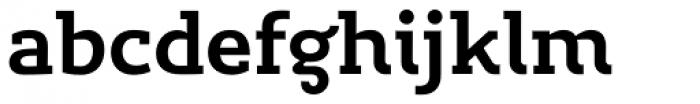 Lev Serif Deco Bold Font LOWERCASE