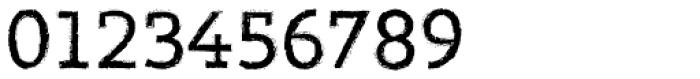 Lev Serif Grunge Font OTHER CHARS