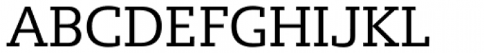 Lev Serif Regular Font UPPERCASE