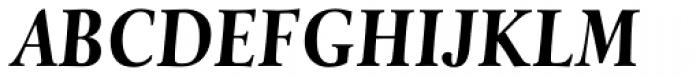 Levato Pro Black Italic Font UPPERCASE