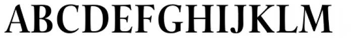 Levato Pro Bold Font UPPERCASE