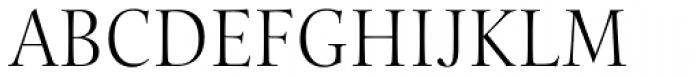 Levato Pro Light Font UPPERCASE