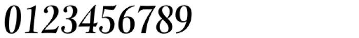 Levato Pro Medium Italic Font OTHER CHARS