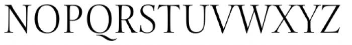 Levato Std Light Font UPPERCASE
