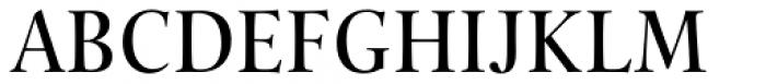Levato Std Medium Font UPPERCASE