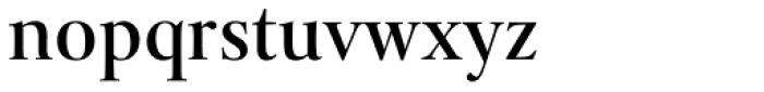 Levato Std Medium Font LOWERCASE