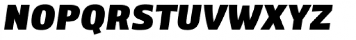 Level Three SC Italic Font LOWERCASE