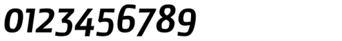 Level Two SC Italic Font OTHER CHARS
