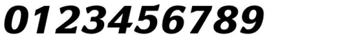 Levnam Extra Bold Italic Font OTHER CHARS