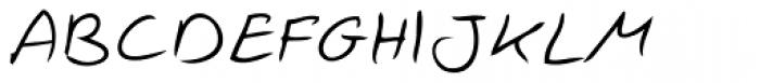 Levontin MF Regular Font UPPERCASE
