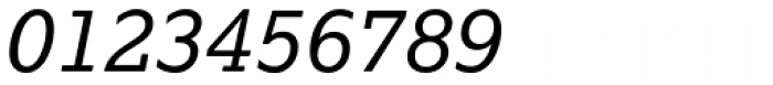 Lexia Italic Font OTHER CHARS