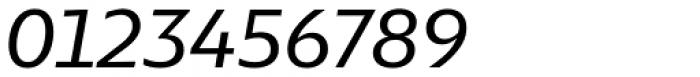 Lexis Alt Medium Italic Font OTHER CHARS