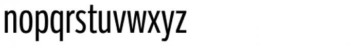LFT Etica Compressed Font LOWERCASE