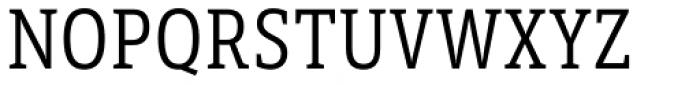 LFT Etica Sheriff Condensed Book Font UPPERCASE
