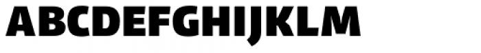LFT Iro Sans Unicase ExtraBold Font UPPERCASE