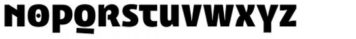 LFT Iro Sans Unicase ExtraBold Font LOWERCASE
