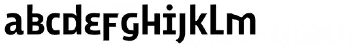 LFT Iro Sans Unicase SemiBold Font LOWERCASE